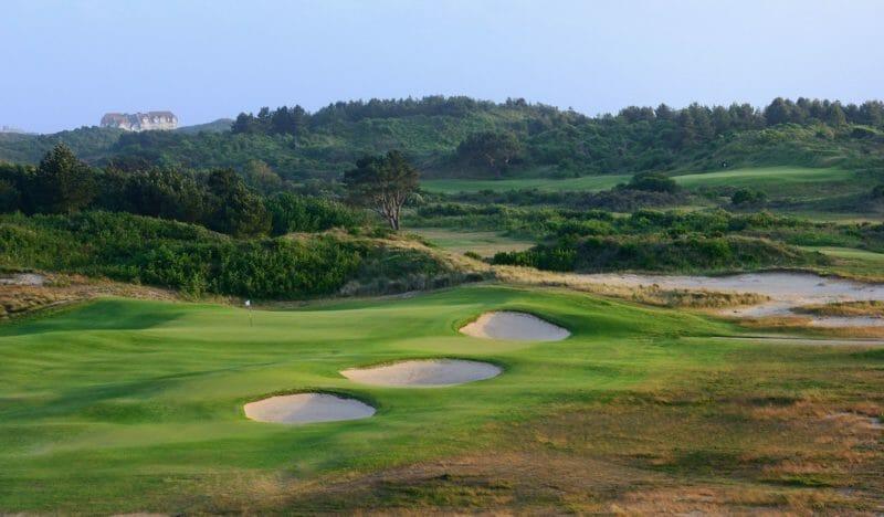 Links La Mer au Touquet Golf Club