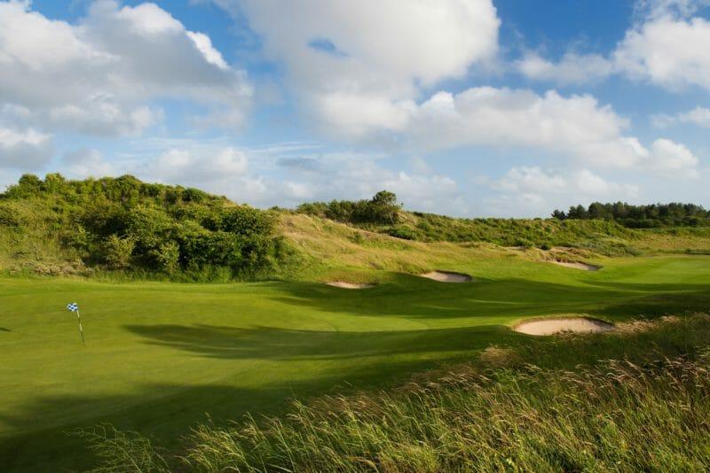 Parcours La Mer au Touquet Golf Club