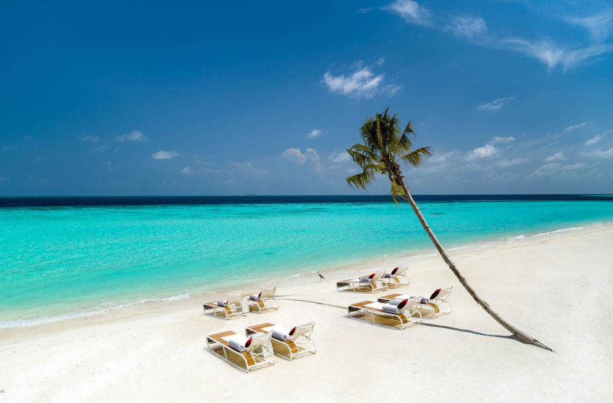 Lux North Malé Palm Beach Rouge