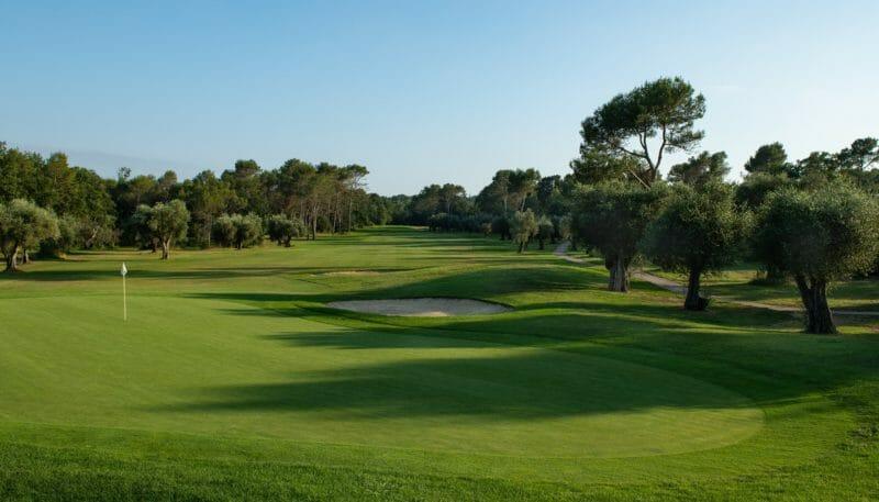 Stage de Golf avec Pro en Côte d'Azur