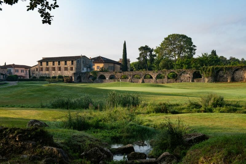 Séjour golfique au Château de la Bégude en France