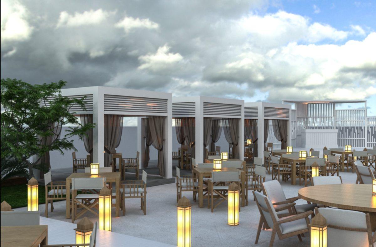 Palm lounge Hôtel Kempinski The Dome Belek Turquie