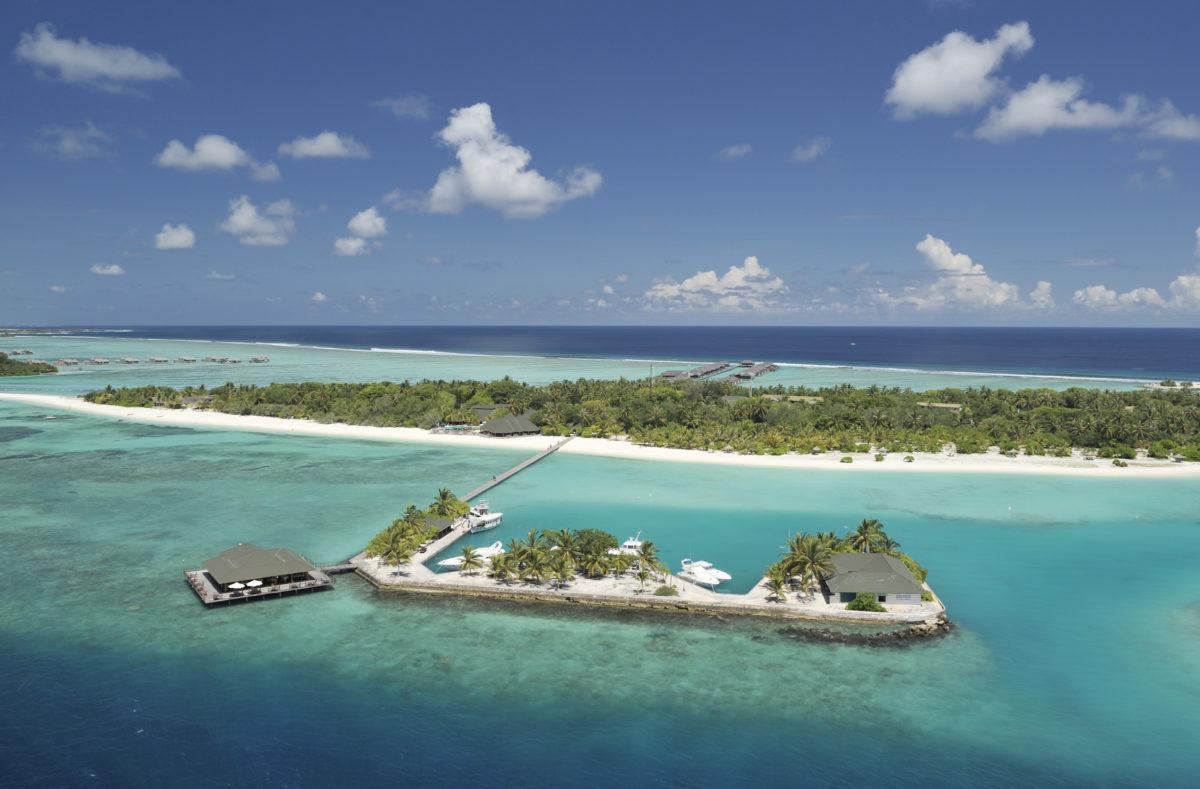 Petit port Paradise Island Resort Maldives