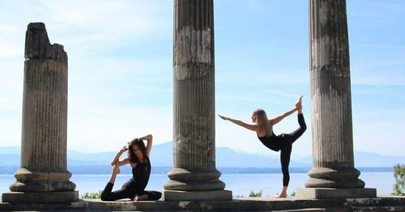 Stage de yoga avec professeures expérimentées