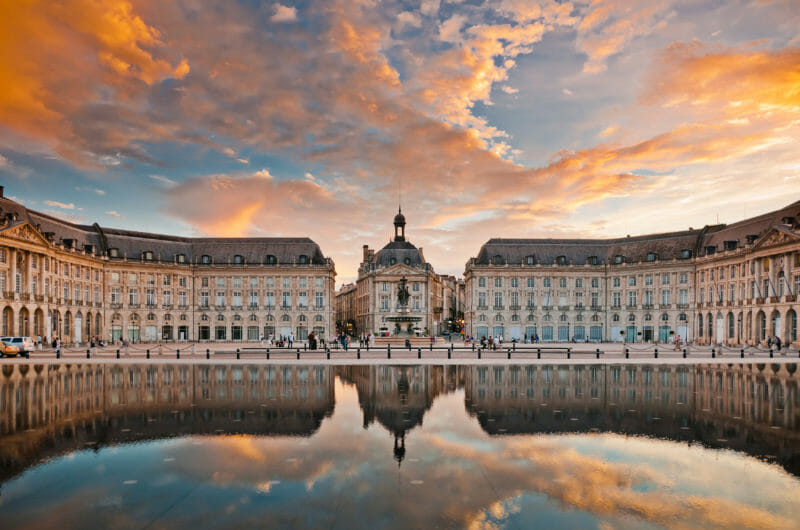 Visiter Bordeaux en France