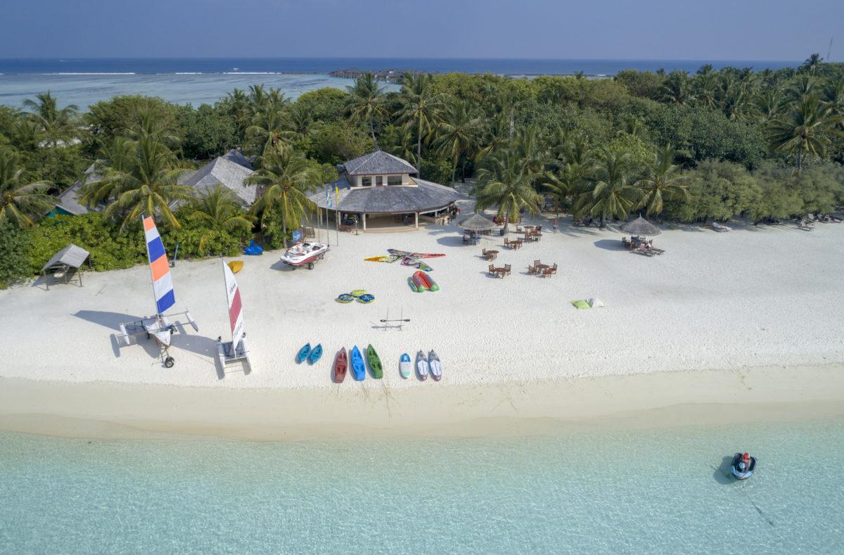Plage Paradise Island Resort Maldives