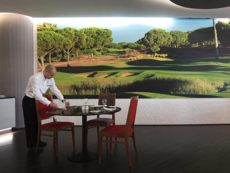 Hôtel Vilamoura lors des Pro-Am Algarve