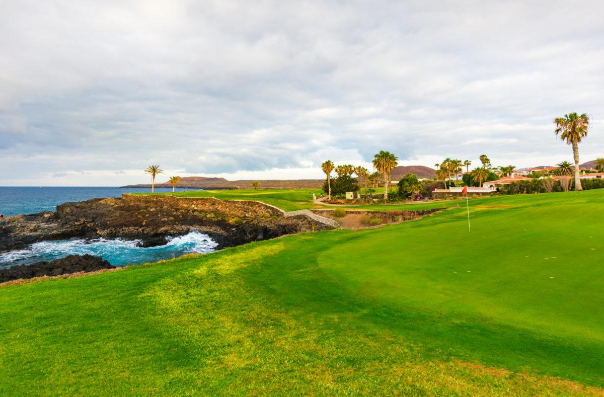 Amarilla Golf voyage golfique Tenerife