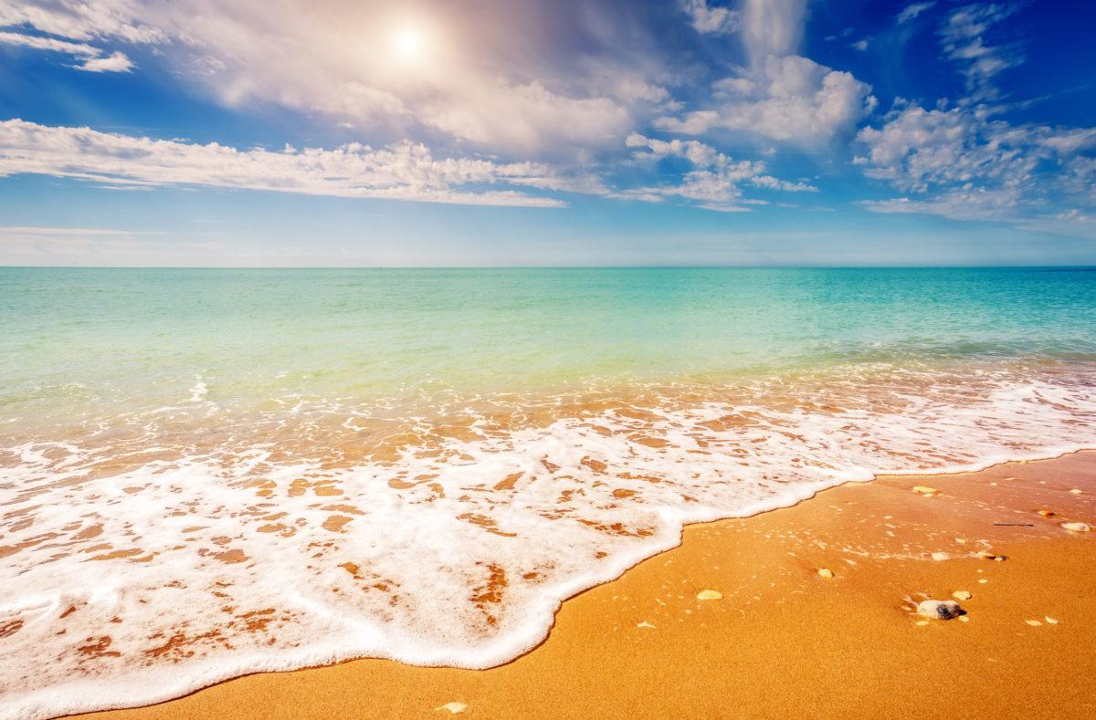 Makauda Beach, Sciacca, Sicile