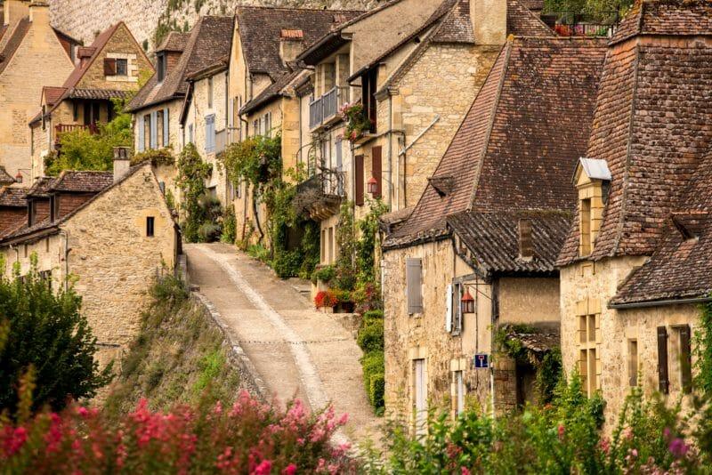 Visiter Beynac en Dordogne France