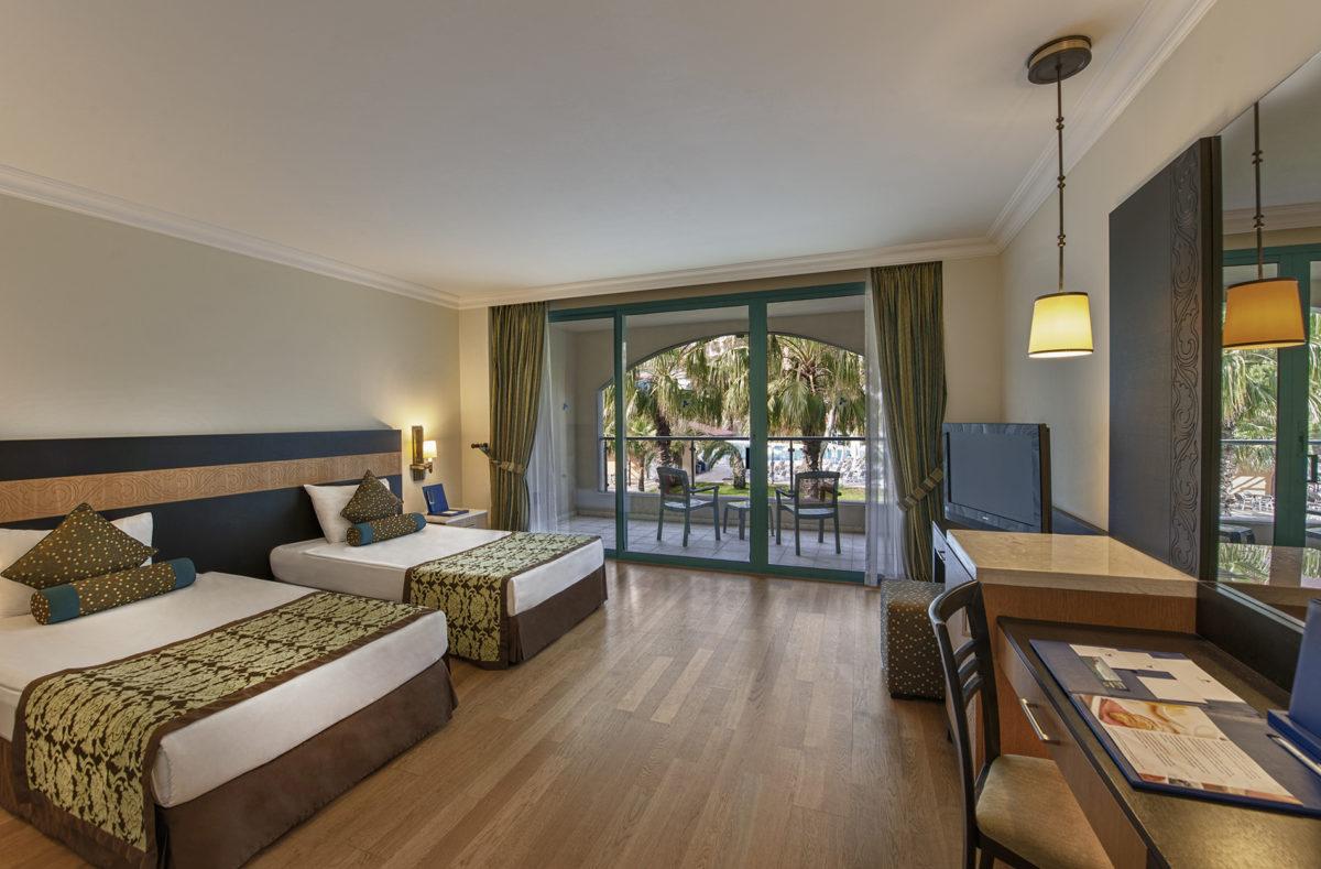 Chambre Deluxe Hôtel Sirene Belek Turquie