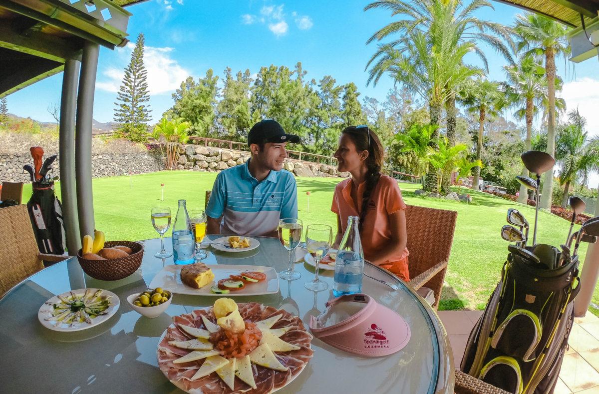 Séjour bien-être et golf à La Gomera