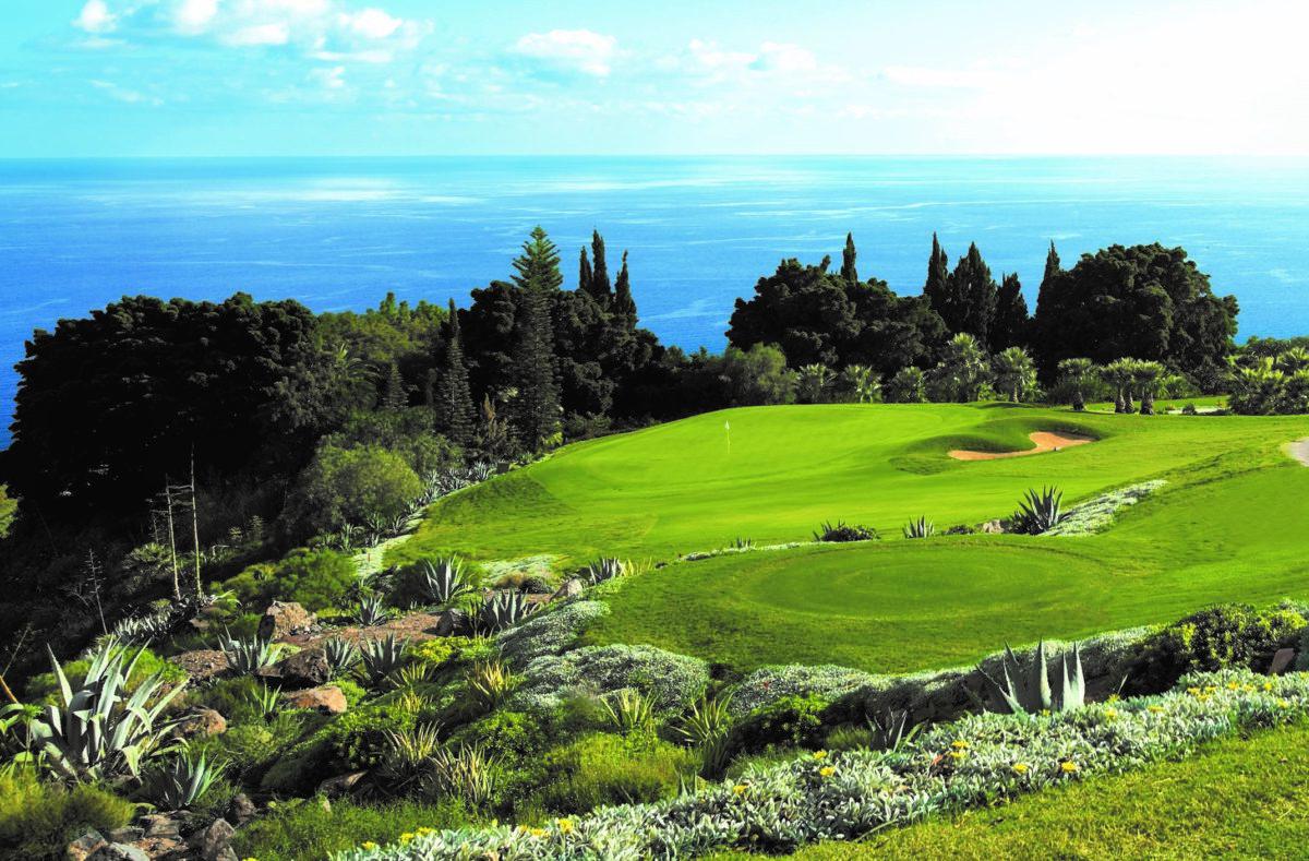 Tecina golf Séjour golfique à La Gomera
