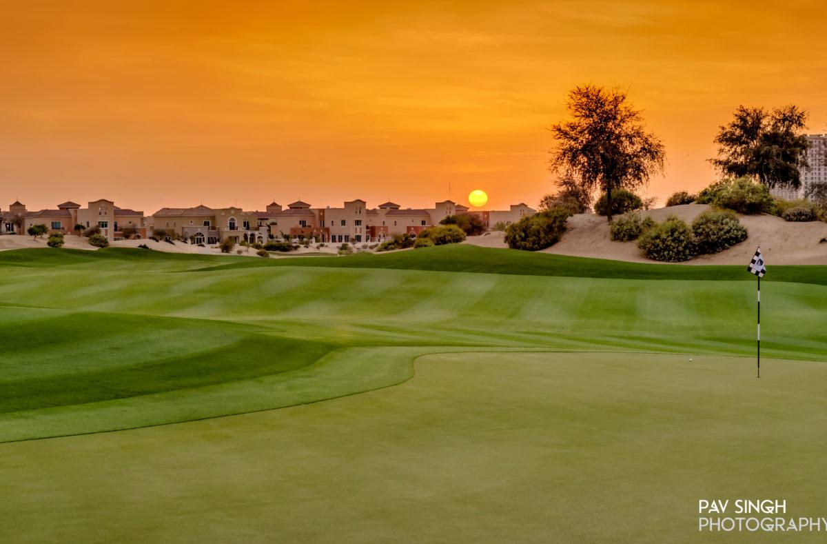 Séjour golfique à Dubaï