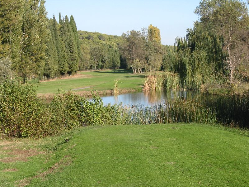 Parcours de golf en Côte d'Azur