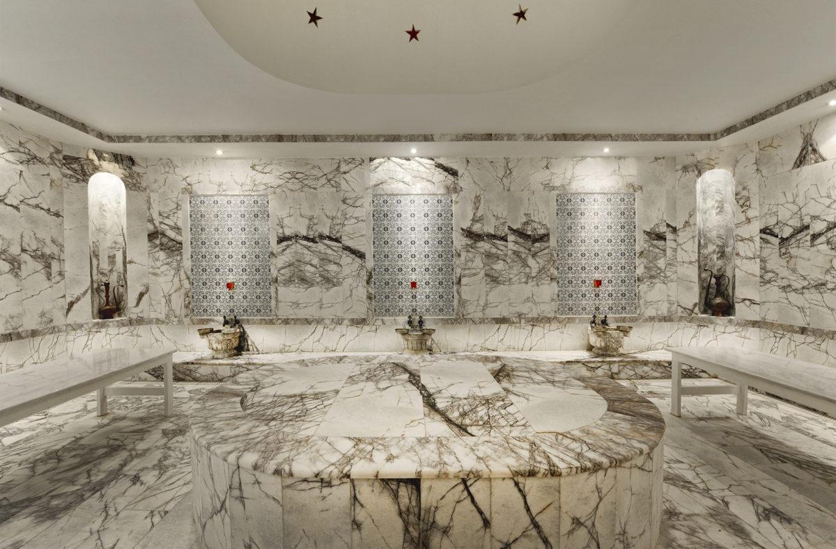 SPA Hôtel Sirene Belek Hammam, Turquie