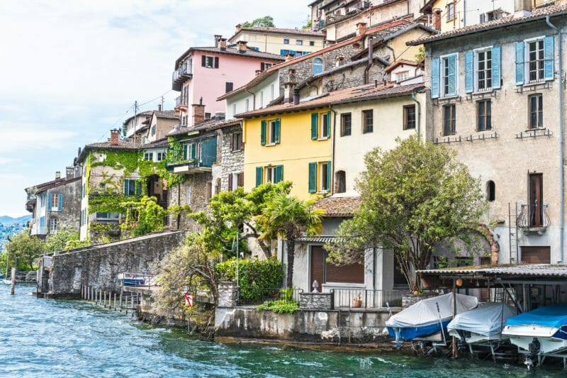 Visiter Gandria au bord du Lac de Lugano au Tessin