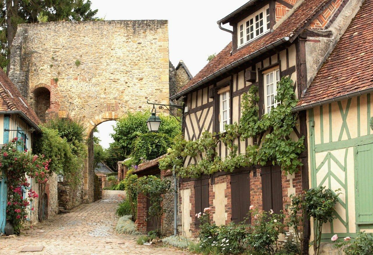 Visiter Gerberoy la France hors des sentiers battus