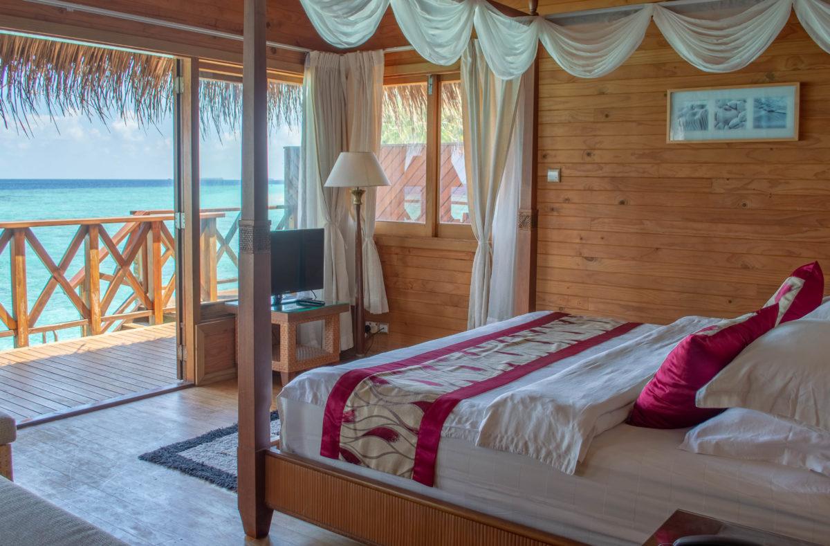 Pilotis Fihalhohi Island Resort Maldives