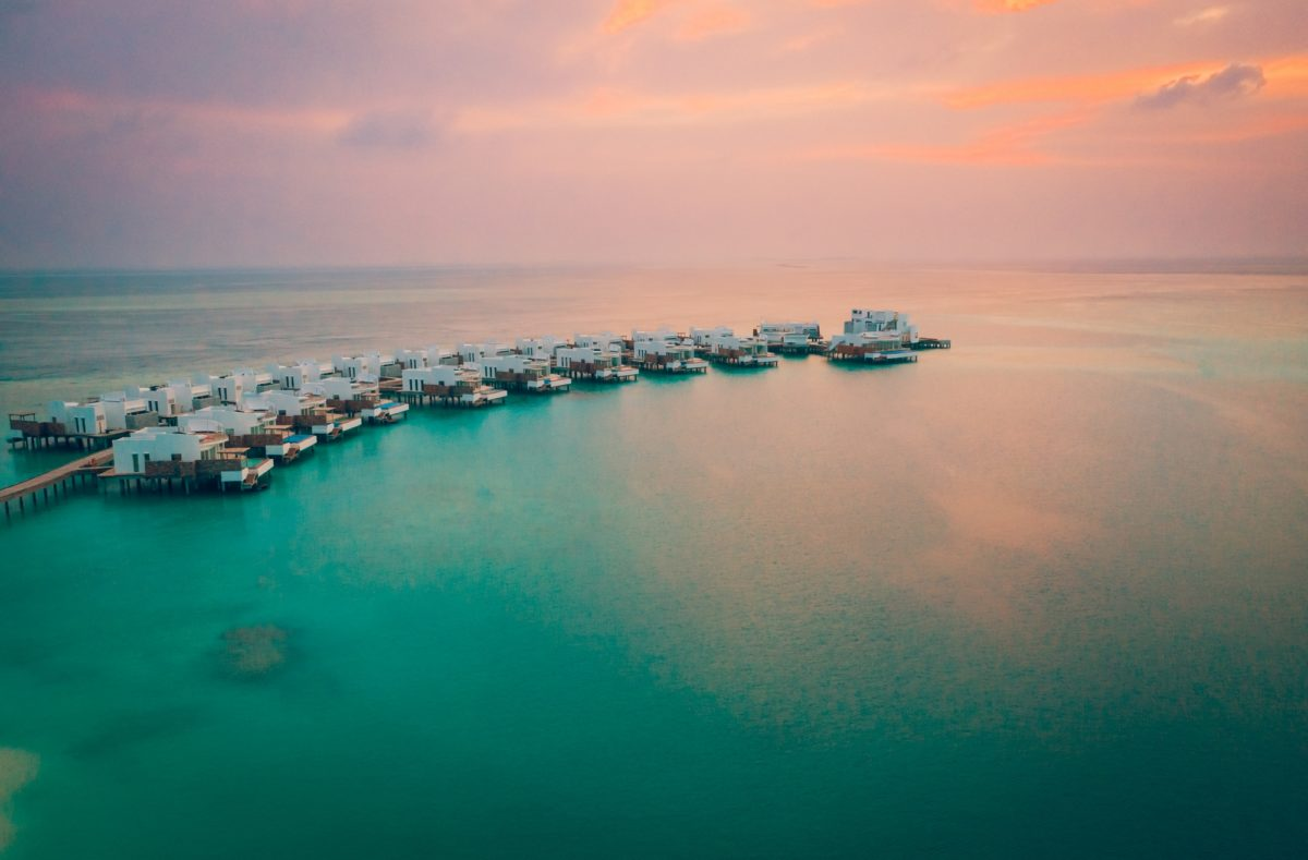 LUX North Malé Atoll Water Villas