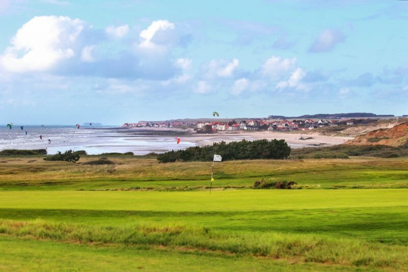 Stage de golf avec Pro au Touquet France