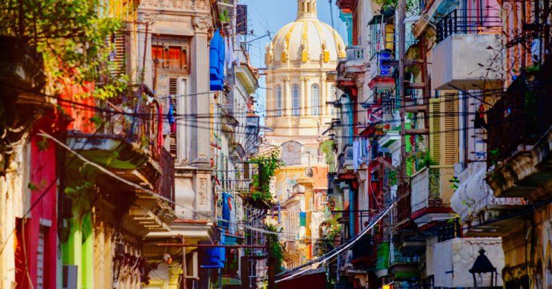 Voyage en groupe à Cuba La Havane