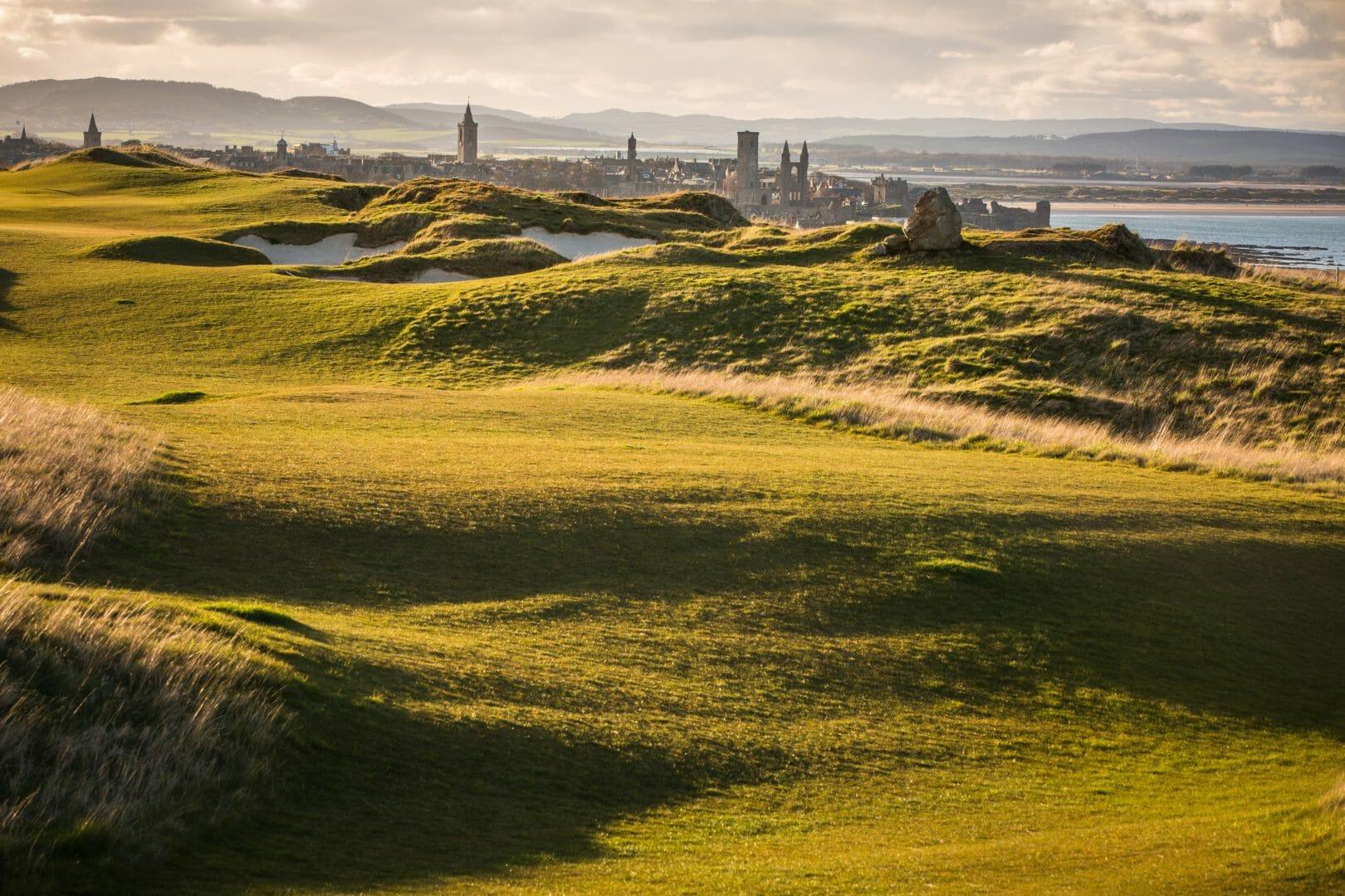 Voyage golfique à Saint-Andrews Ecosse