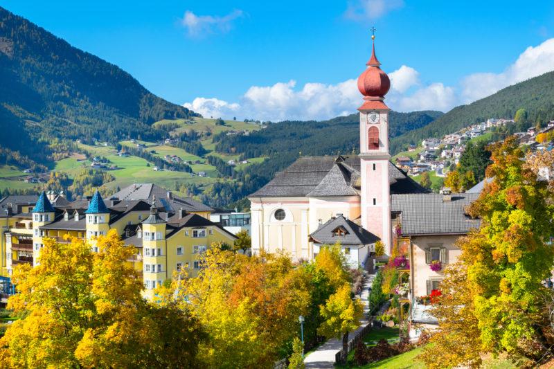 Voyage en groupe Dolomites à Ortisei