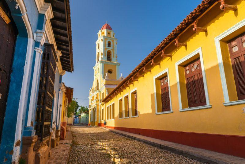 Voyage en groupe à Trinidad