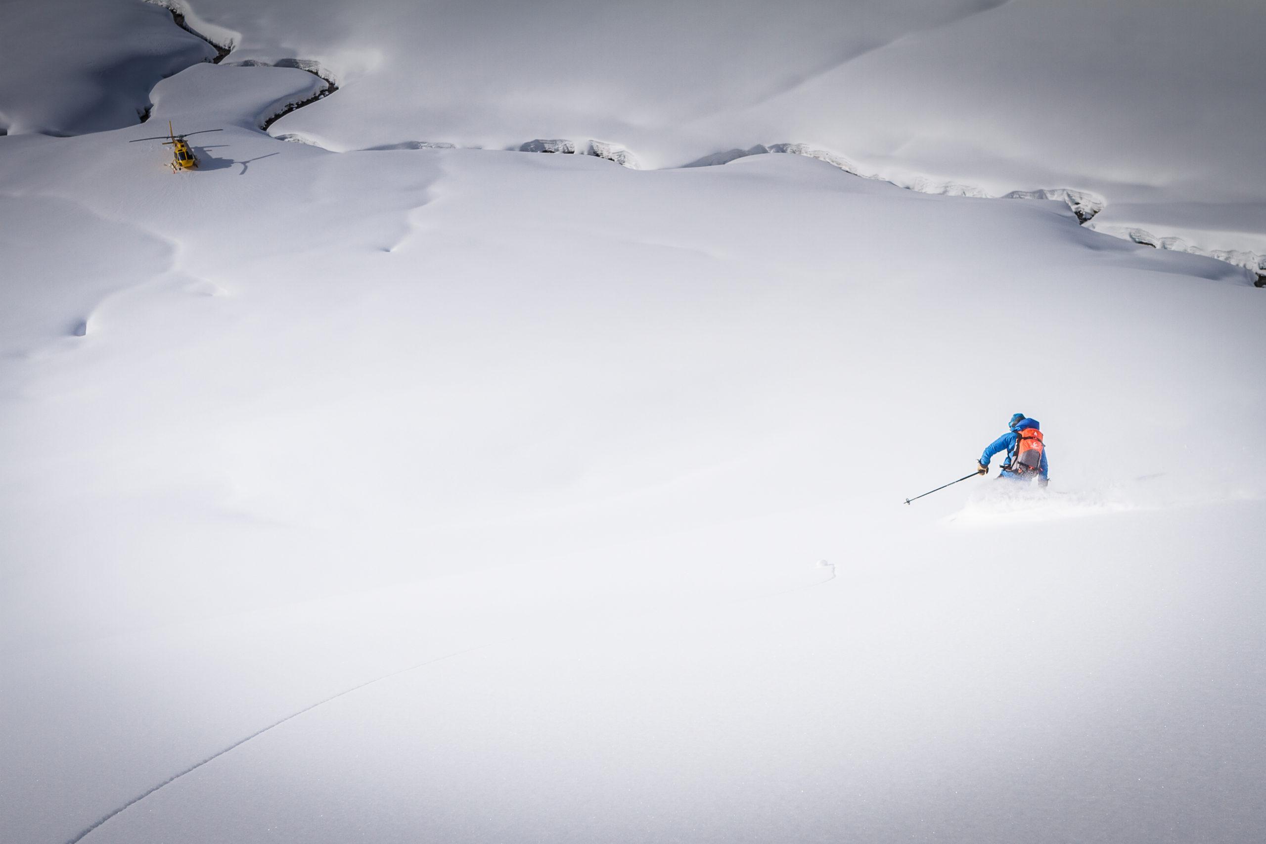 Skier en Turquie