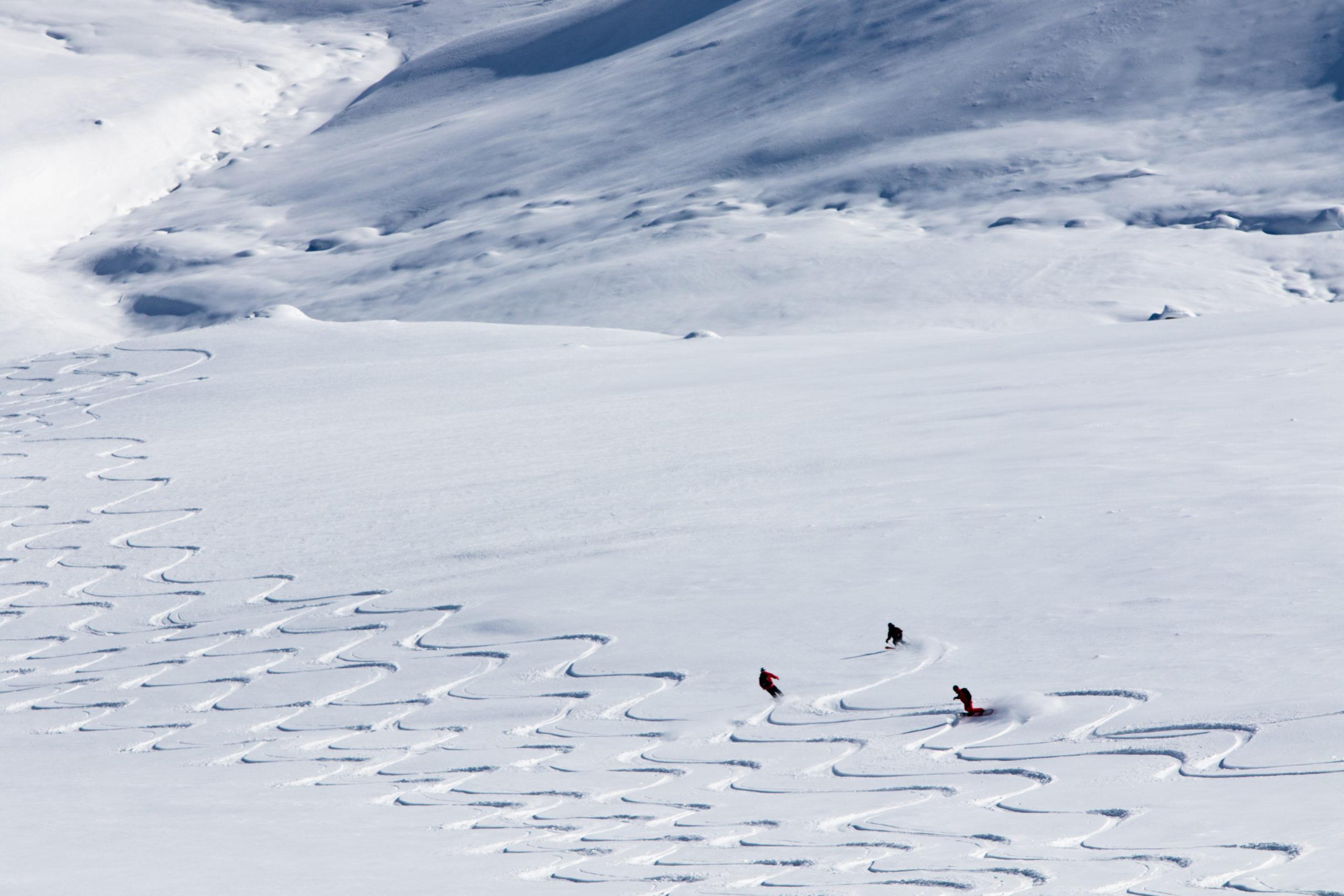 Pistes de ski en Turquie
