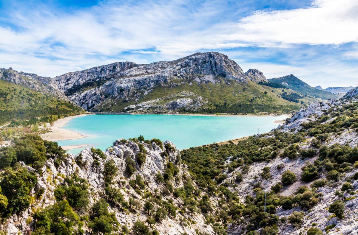 Serra tramuntana Majorque
