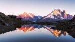 Randonnée Tour du Mont-Blanc