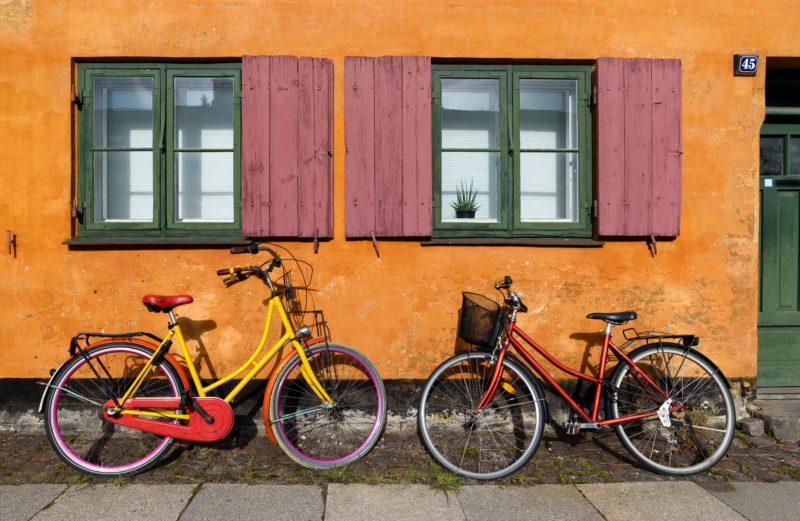 Visiter Copenhague à vélo
