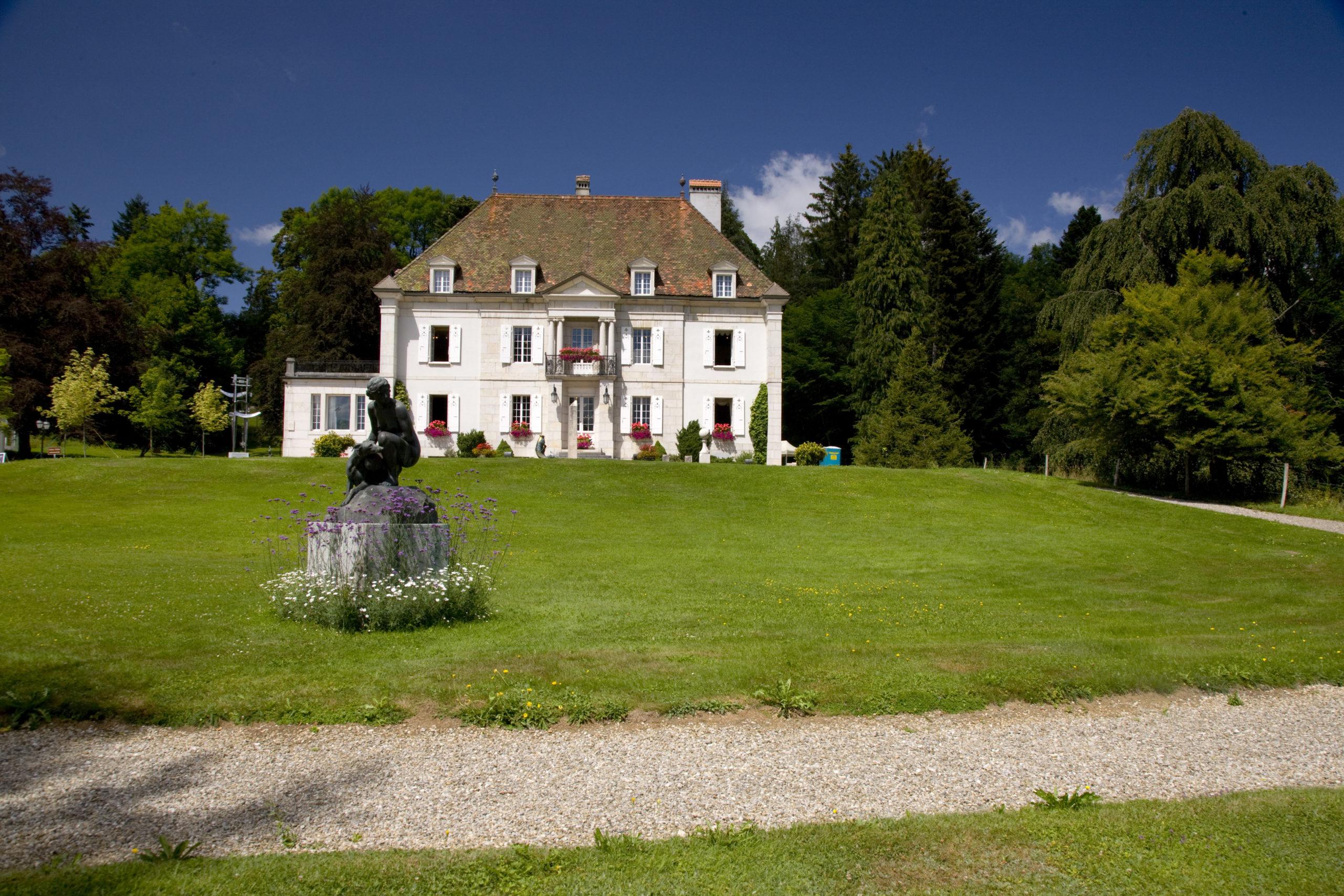 Visite du Musée de l'horlogerie Château des Monts au Locle