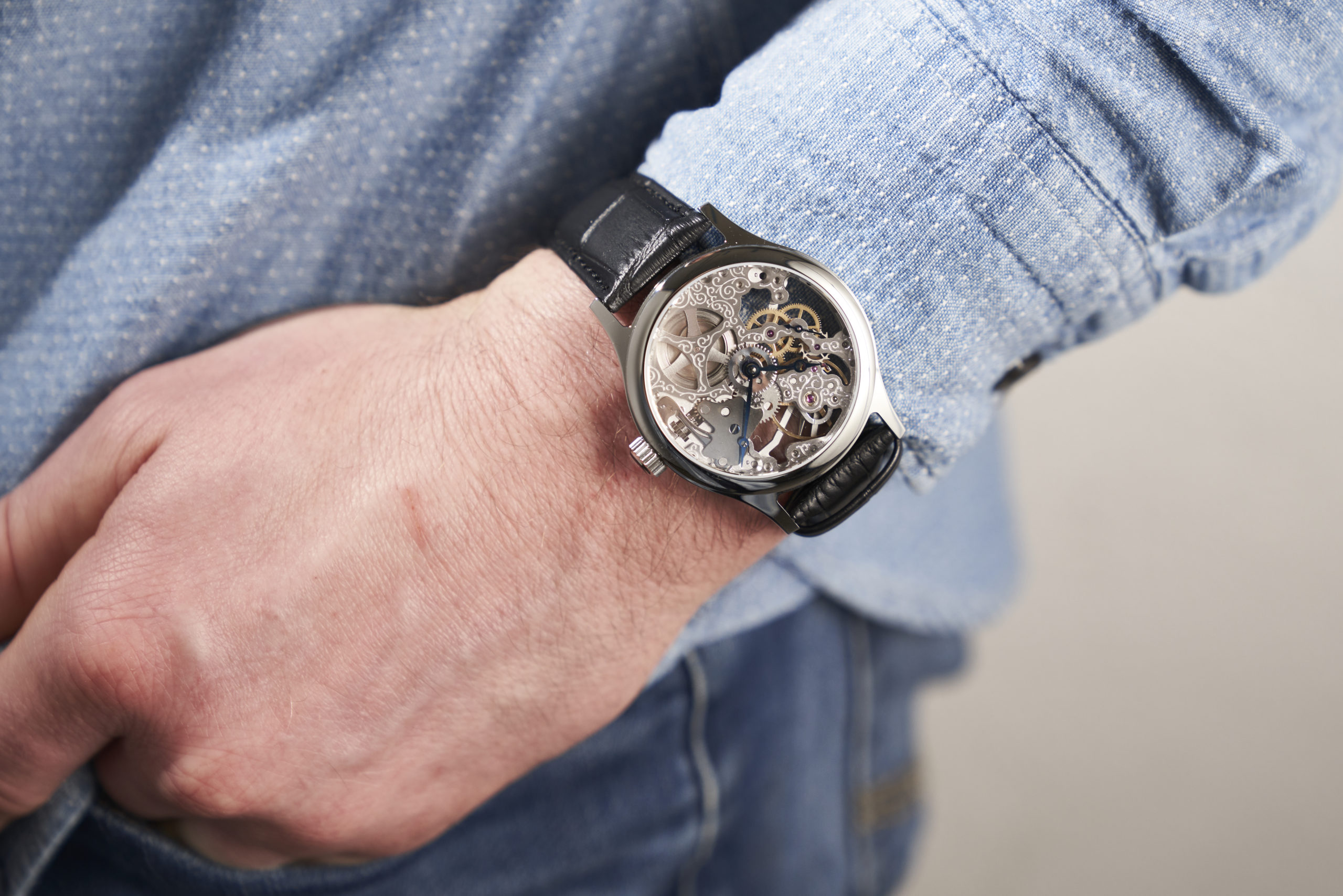 Patrimoine de la Suisse horlogère