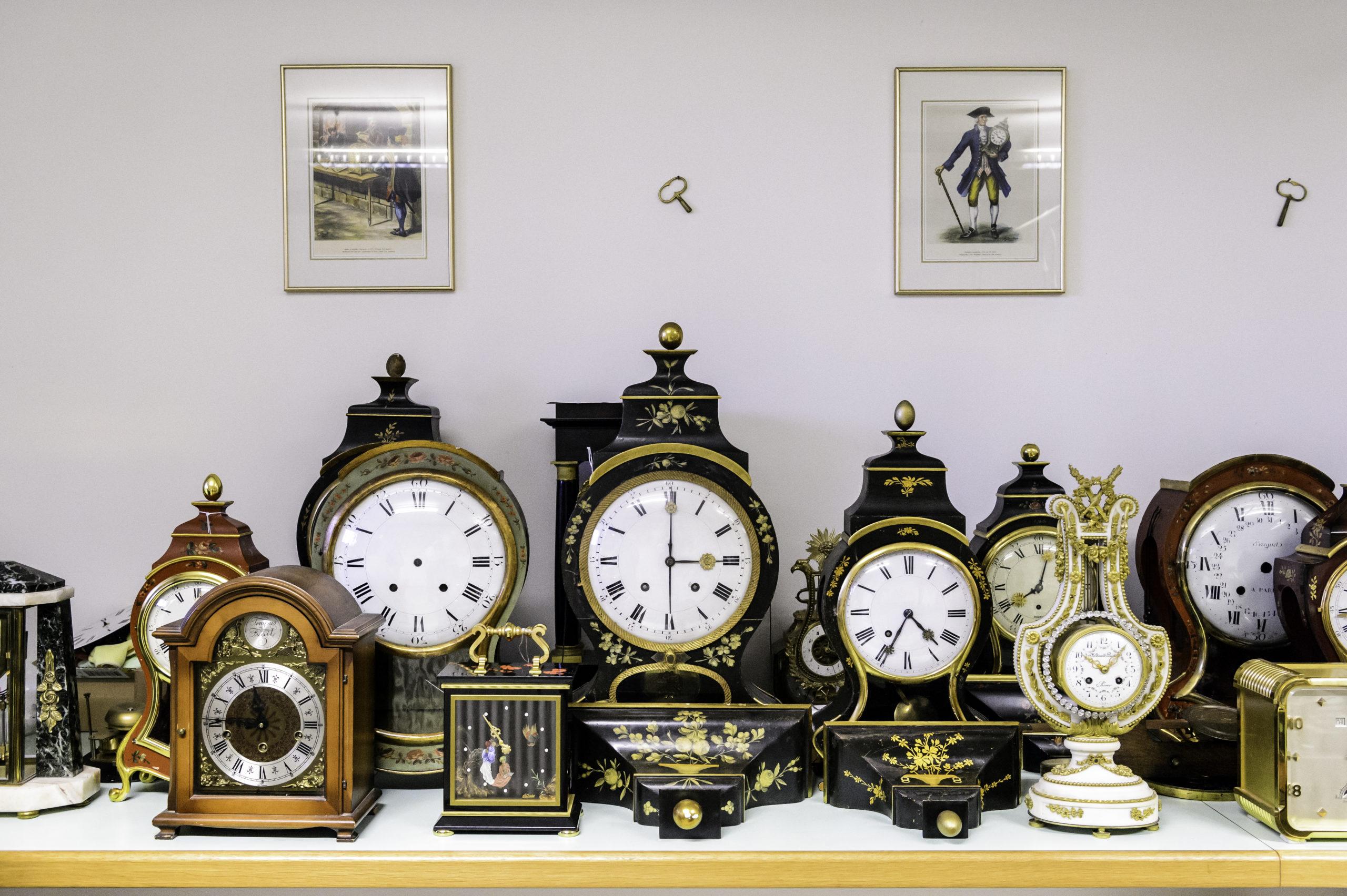 Voyage dans la Suisse horlogère au Pays de Neuchâtel