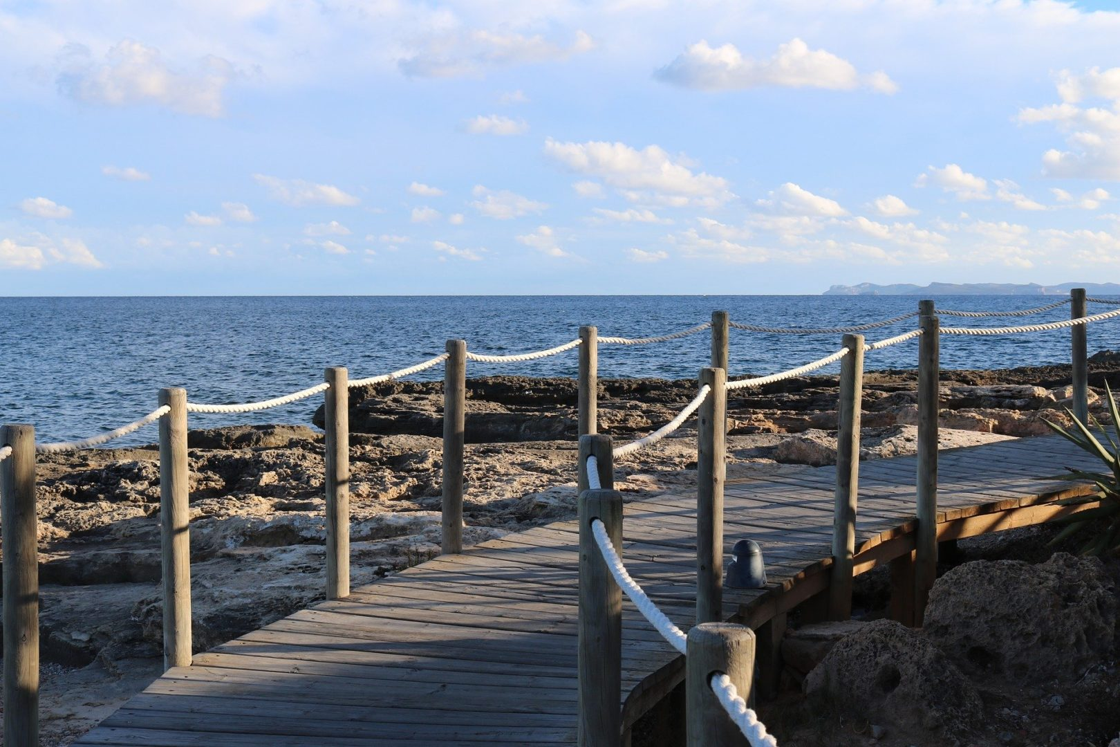 Se balader au Cap de Ses Salines en vacances à Majorque