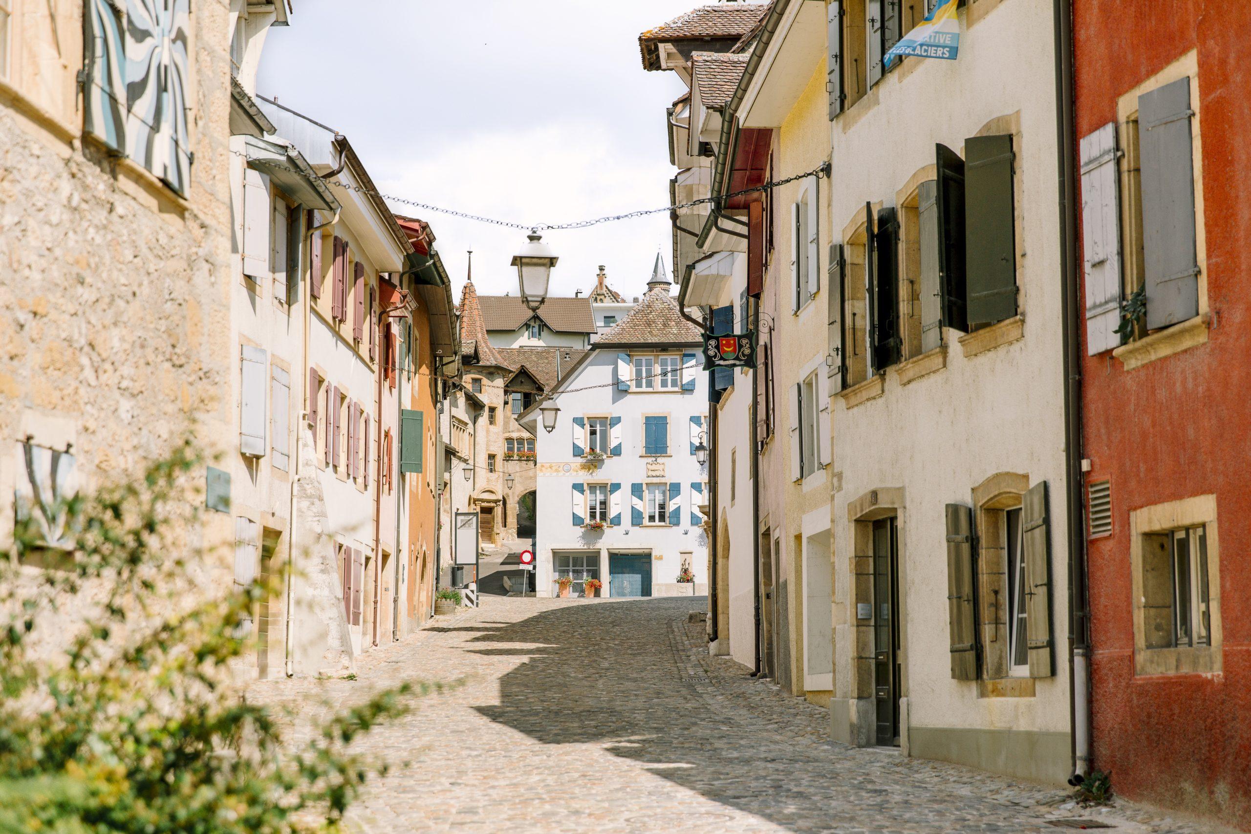 Visiter Auvernier Pays de Neuchâtel