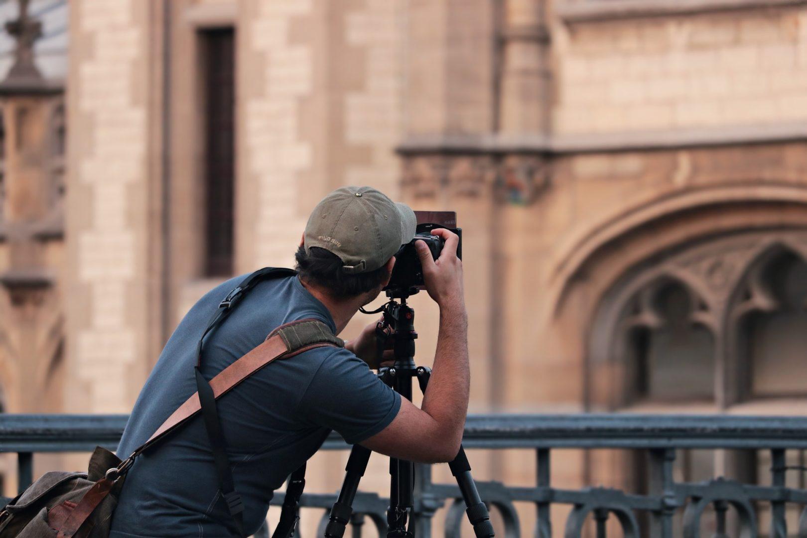 Utiliser un trépied pour réussir ses photos de vacances