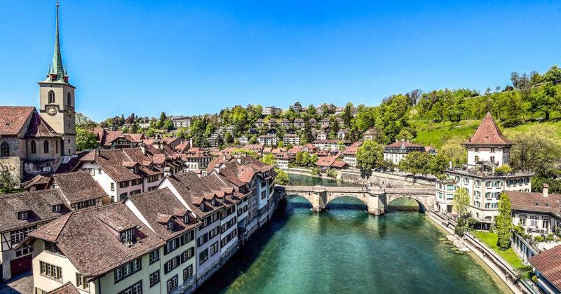 Berne sélection des 10 plus belles villes de Suisse