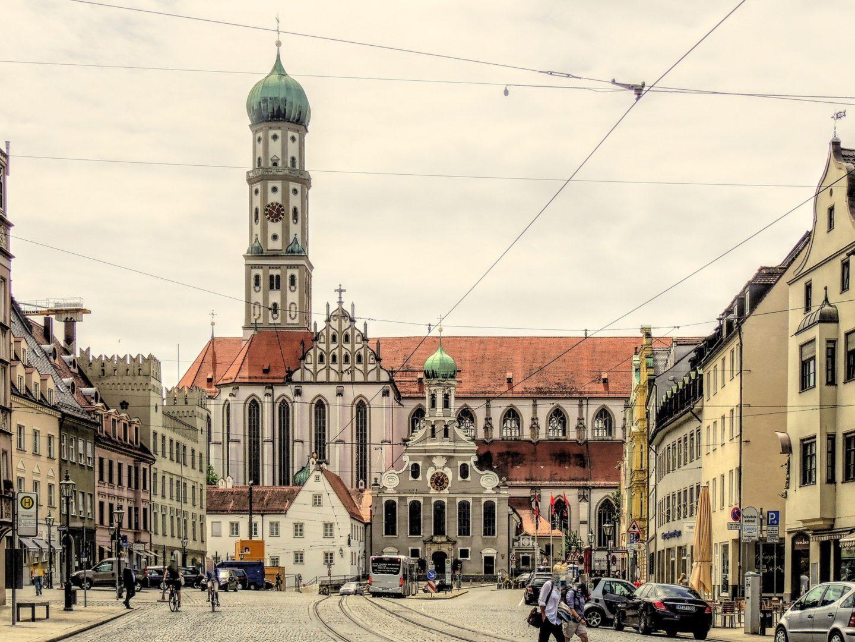 Visiter Augsbourg en Allemagne, ville historique
