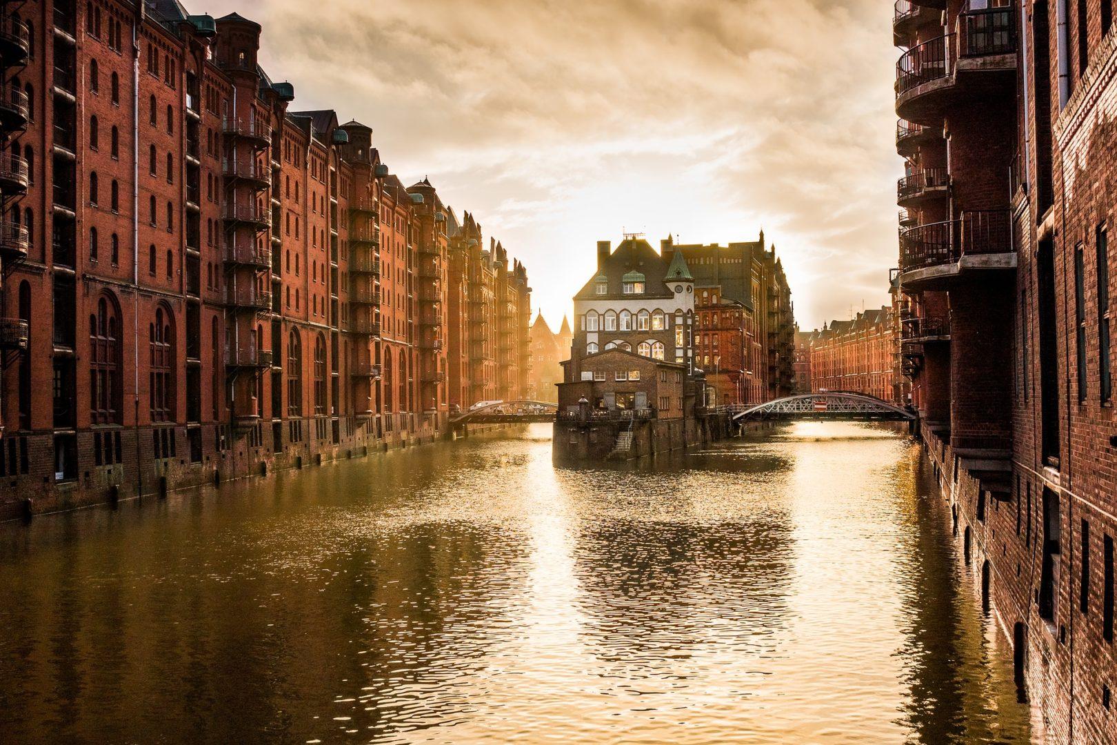 Visiter Hambourg en Allemagne et le Speicherstadt