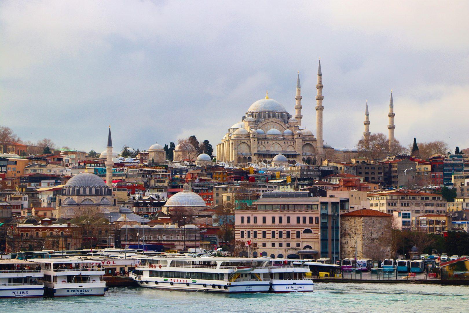 Istanbul en Turquie destination historique