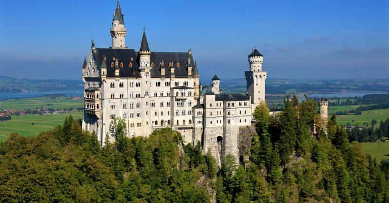 Visiter l'Allemagne et le château Neuschwanstein