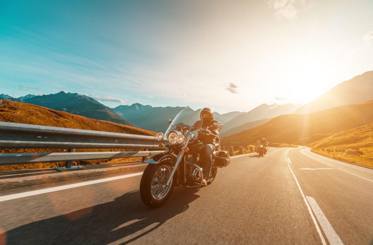 Road trip à moto dans les Pyrénées