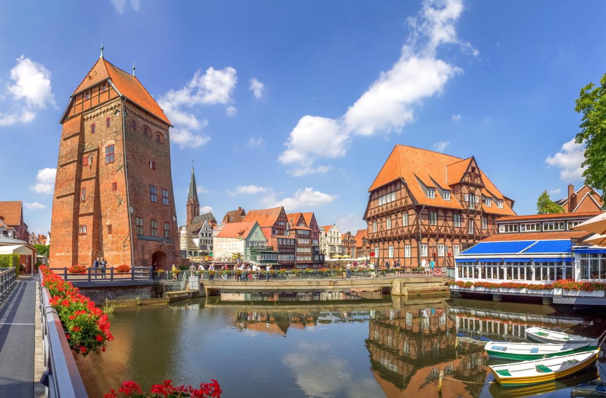 Lueneburg, Allemagne