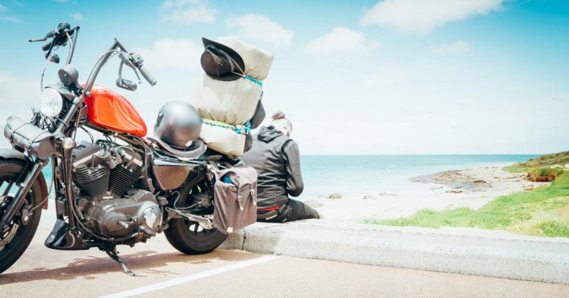 Road trip à moto en Sardaigne