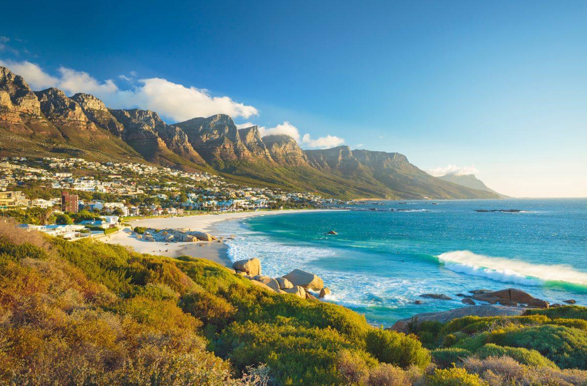 Camps Bay Le Cap, Afrique du Sud