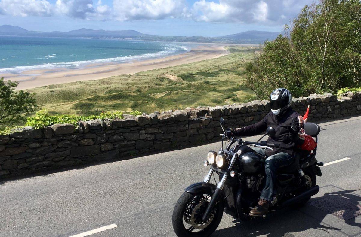 Road trip à moto en Bretagne, Normandie et Cornouailles